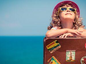 5 dicas para viajar com as crianças nas férias