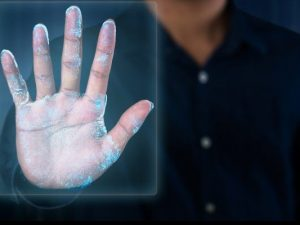 Biometria sem contato – Touchless