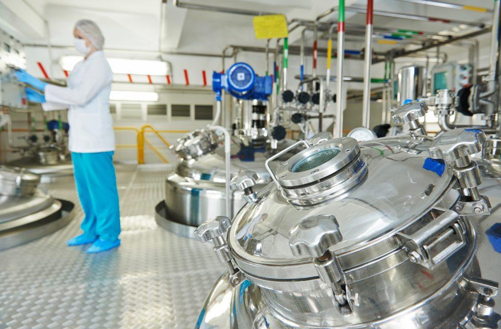 Industria Farmacêutica e Segurança Eletrônica GSC