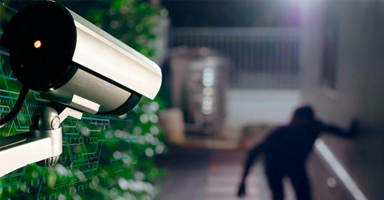 implementar alarme monitorado com câmeras