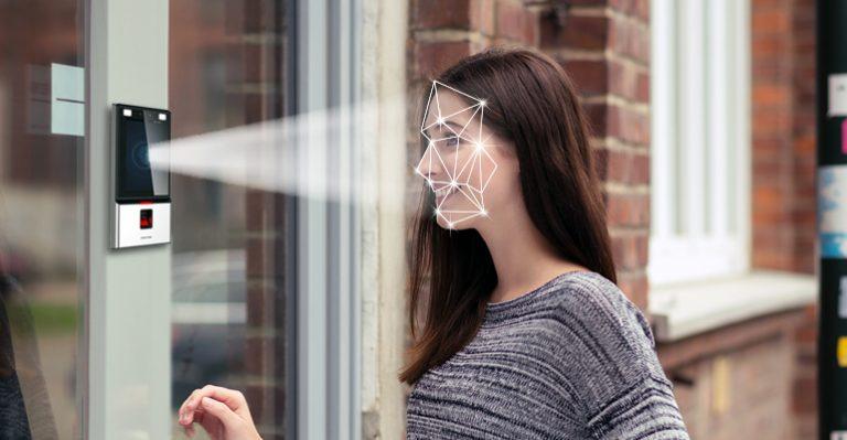 Reconhecimento facial em condomínios